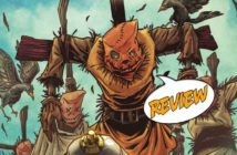Canto II: The Hollow Men #2 Review