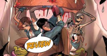 Death to the Army of Darkness #4 Review