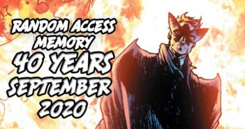 Random Access Memory September 2020