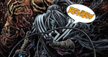 Web of Venom Wraith #1 Review