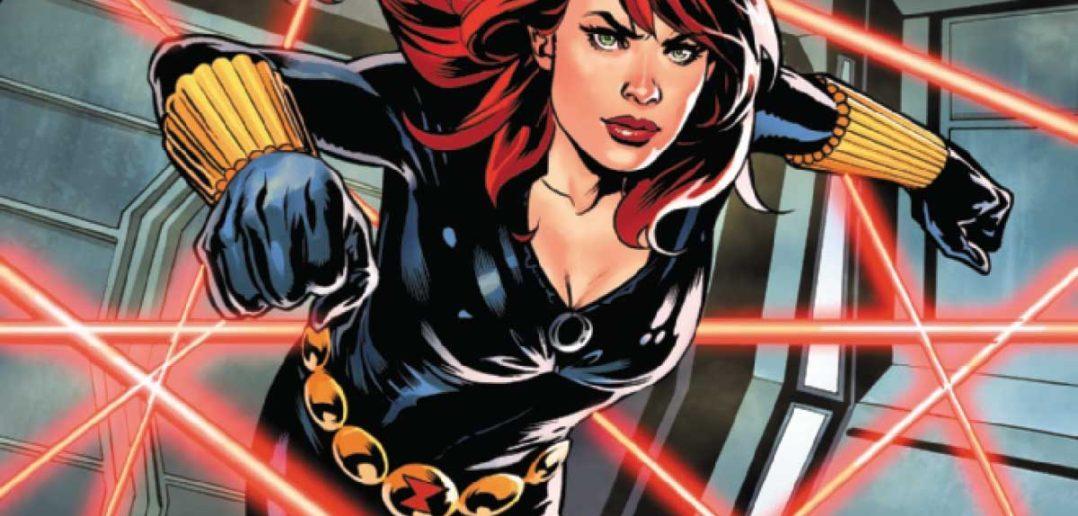 Black Widow Widow's Sting #1
