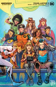 Young Justice #19