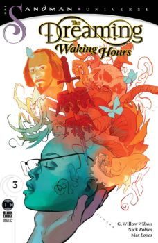 The Dreaming Waking Hours #3