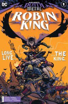 Dark Nights: Death Metal Robin King #1