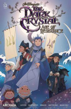 Dark Crystal Age of Resistance #12