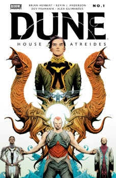 Dune House Atreides 01