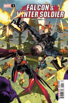 Falcon and Winter Soldier #4