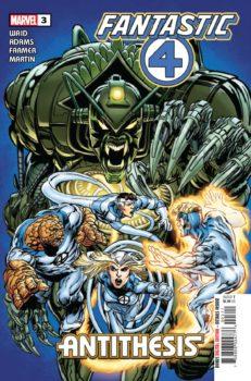Fantastic Four Antithesis #3