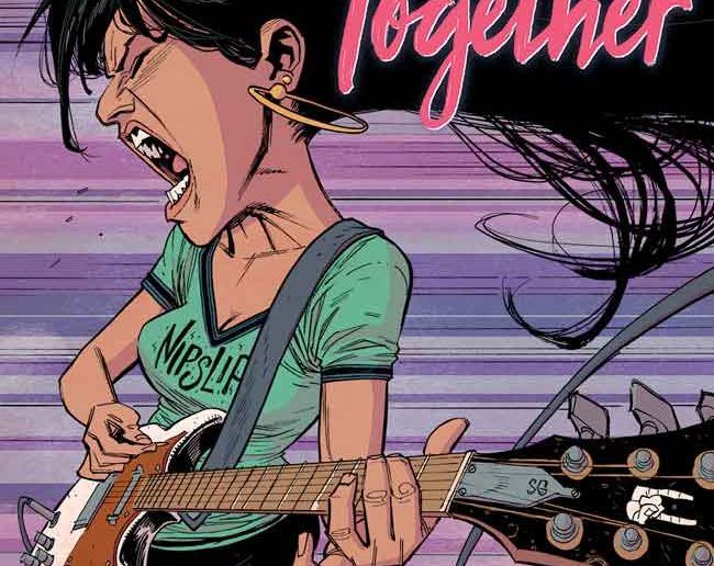 Getting It Together #2 Ryan Ottley Cover