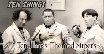 Illness Themed Ten Things