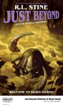 R.L. Stine's Just Beyond: Welcome to Beast Island