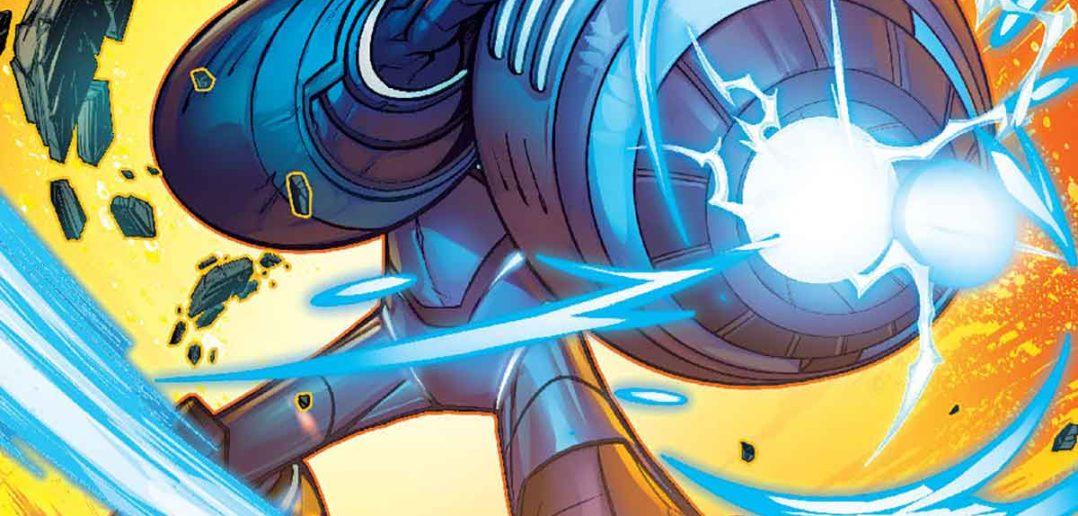 Mega Man Fully Charged #3