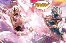 Power Rangers #55 Review