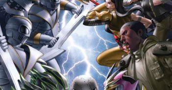 Power Rangers Drakkon New Dawn #3