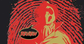 Rorschach #1 Review