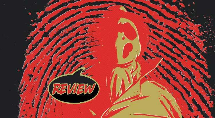 Rorschach #1 Review