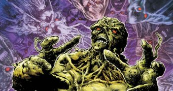 Legend of the Swamp Thing Halloween Spectacular 31