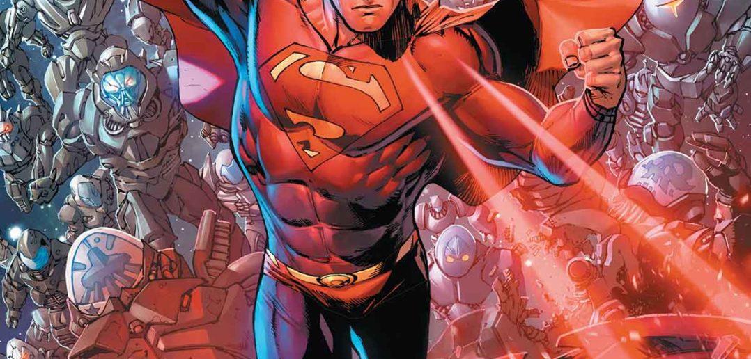 Superman #26 - those glowy eyes, right?