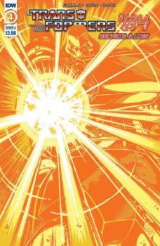 Transformers 84: Secrets and Lies #4