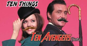 Ten Avengers Ten Things