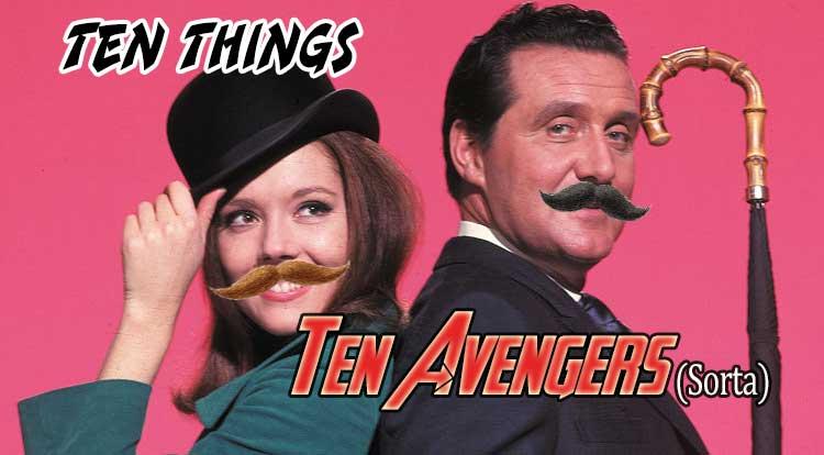 Ten Avengers Ten Things