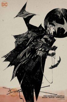 The Batman's Grave #11