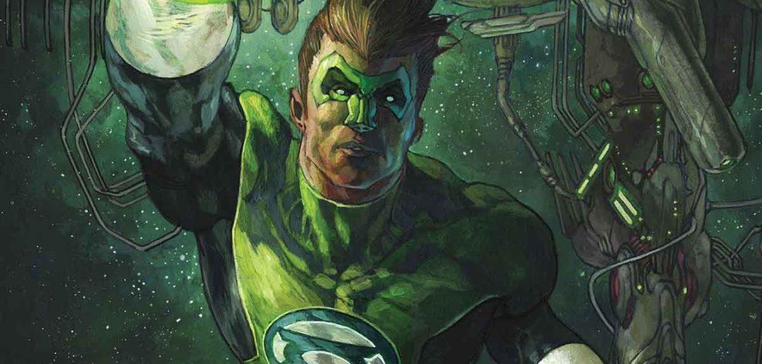 The Green Lantern Season Two #8