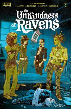 Unkindness of Ravens #2