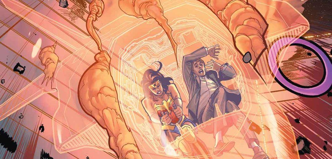 Wonder Woman #765