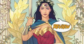 Wonder Woman #764 Review