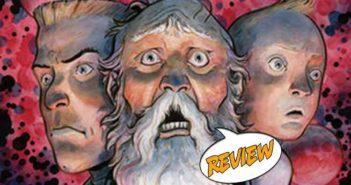 Colonel Weird Cosmagog #1 Review