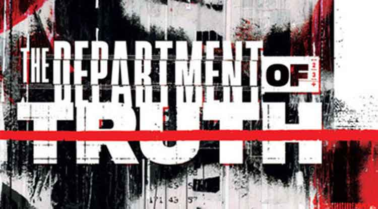 Department of Truth #1 Review