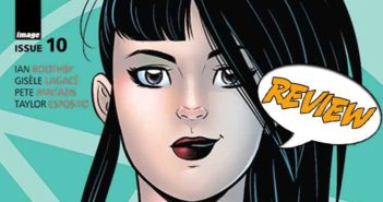 Exorsisters #10 Review