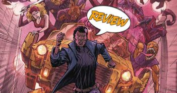 Heist or How To Steal A Planet #7 Review