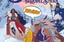 Sera and the Royal Stars #8 Review