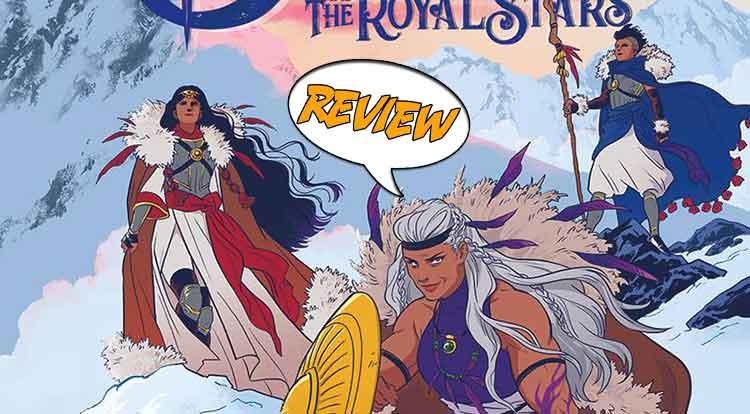 Sera and the Royal Stars #8 Review