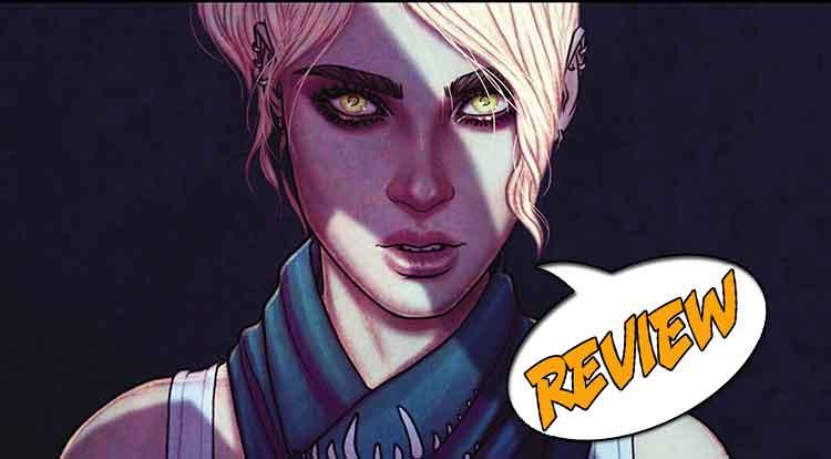 Something is killing the chidlren #11 Review