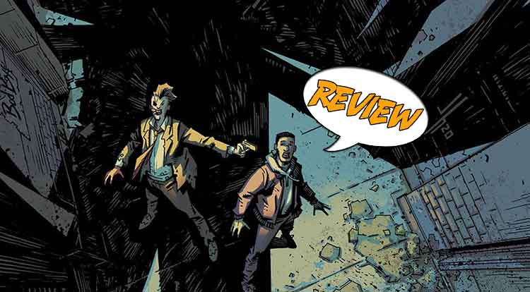 Stealth #6 Review