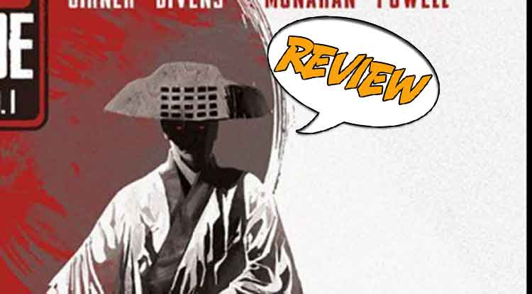 The Devil's Red Bride #1 Review