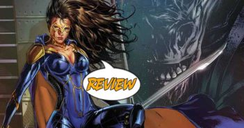 Belle: Horns of the Minotaur #1 Review