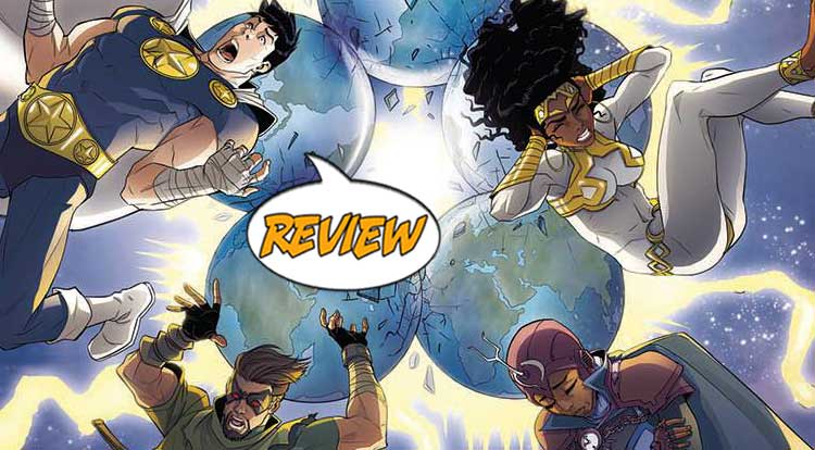 Commanders In Crisis #1 Review