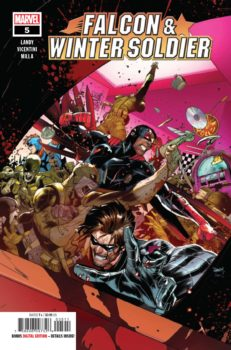 Falcon and Winter Soldier #5