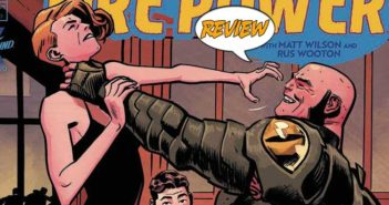 Fire Power #5 Review