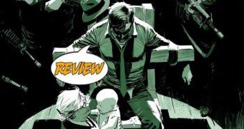 Green Hornet #4 Review