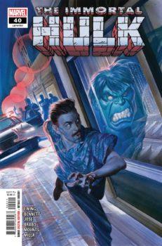 Immortal Hulk #40