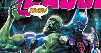 Justice League #56 Review