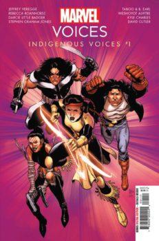 Marvel's Voices: Indigenous Voices #1