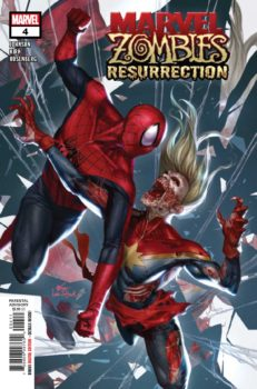 Marvel Zombies Resurrection #4