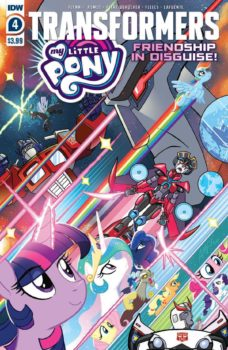 My Little Pony / Transformers #4
