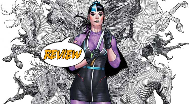 Punchline #1 Review